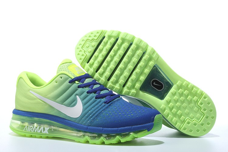 chaussures nike requin fluo